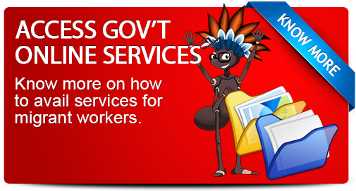 Access Govt Services Online